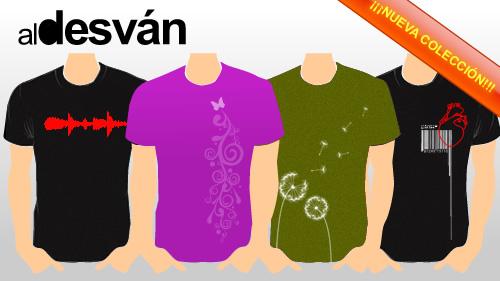 alDesvan.es - Tu tienda de camisetas