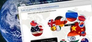 Países contaminantes